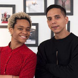 Céline & Cain Kitsaïs